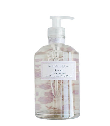 Lollia Lavendar & Honey Hand Soap