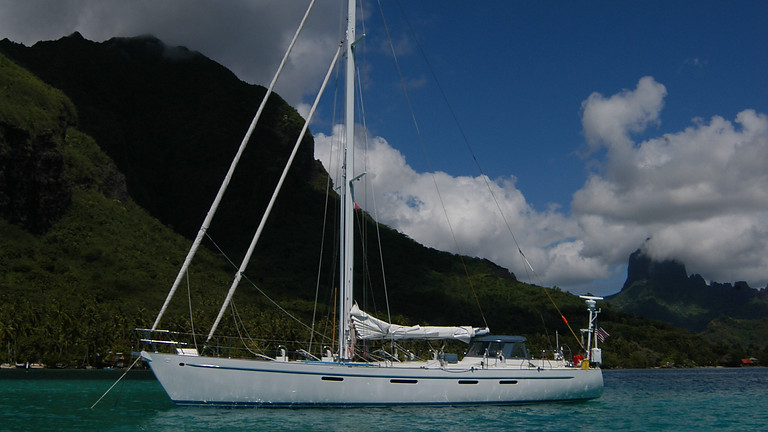 3rd Tuesday Sailing Around the World: A Couple's Adventure
