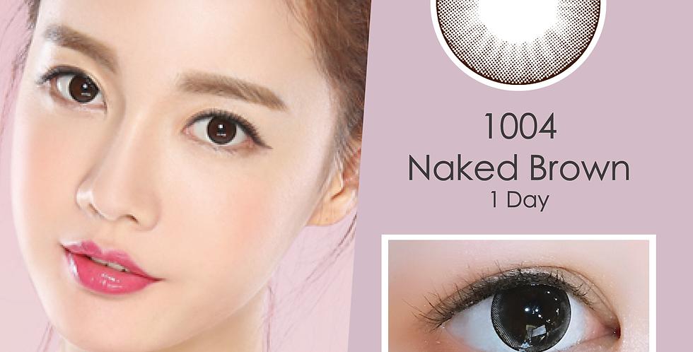 1004 천사 Naked Brown 啡色 日抛(10片散裝)