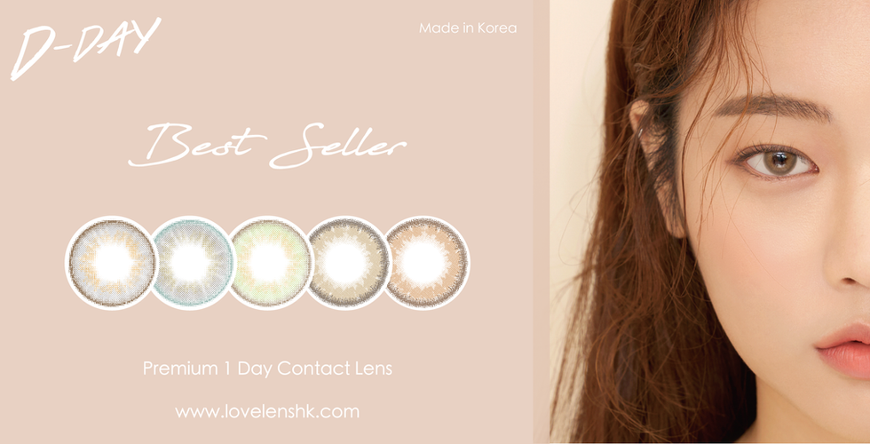 Love Lens D-Day Best Seller 1 Day