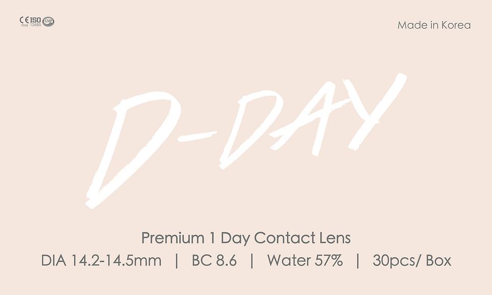 Love Lens D-Day 1 Day