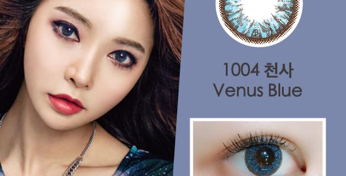 1004 천사 Venus 藍色 月抛