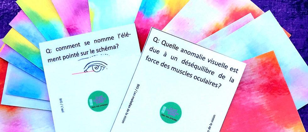Biologie : Pack L'œil et ses maladies