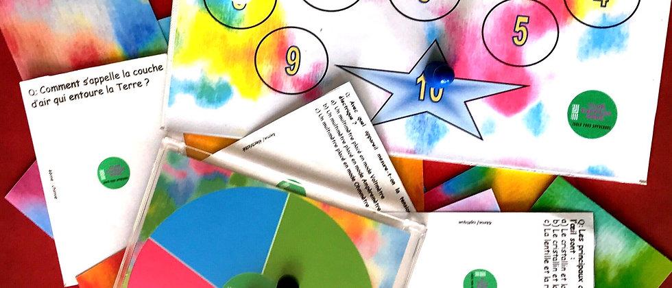 Kit Physique chimie 4ème