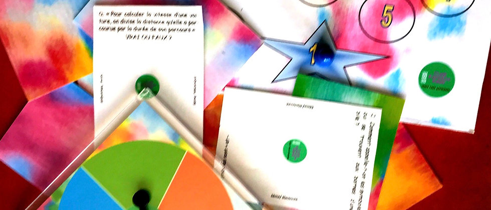 Kit Physique chimie 6ème