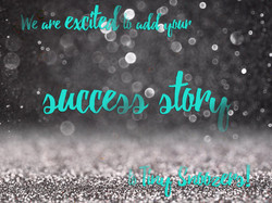 Your Success Story Here