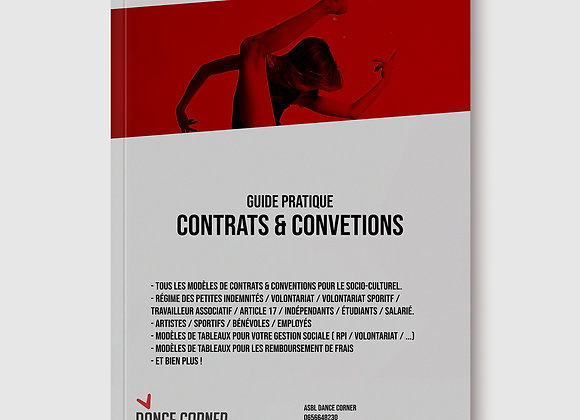 Guide pratique - Contrats & Conventions