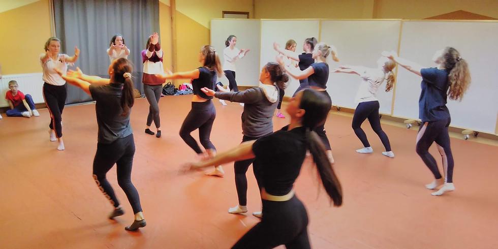 """Formation """"Enseigner la danse"""""""