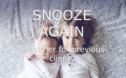 Snooze-Again-Text