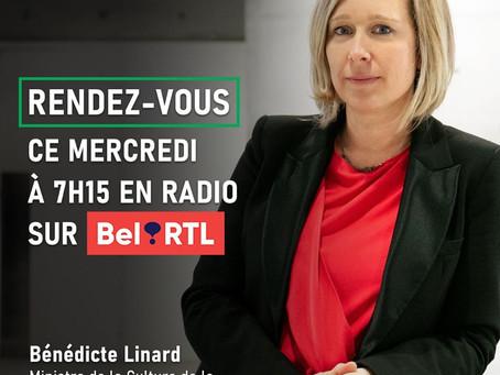 Bel-Rtl interpelle la Ministre de la Culture sur la situation des écoles de danse.