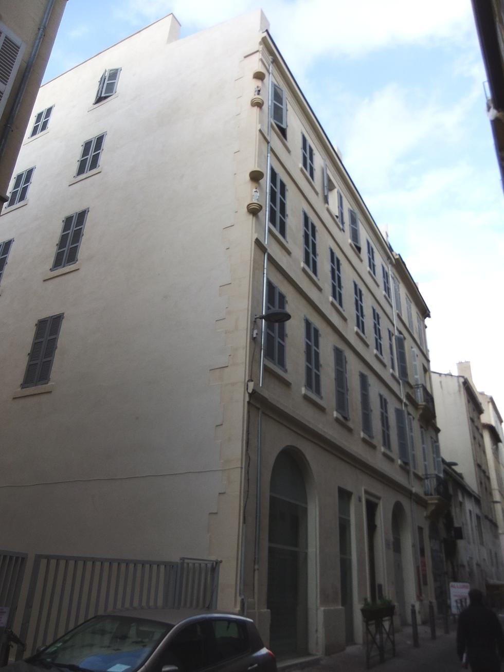 A carvalho architecte martigues rehabilitation for Architecte martigues