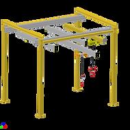 Leichtkran Portalsystem