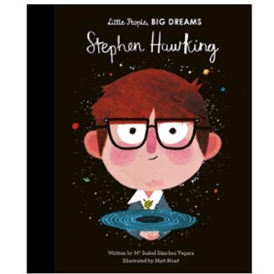 Little People Big Dreams - Stephen Hawking