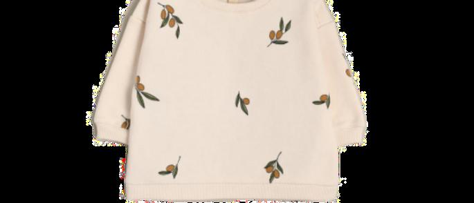 Organic Zoo - Olive Garden Sweatshirt