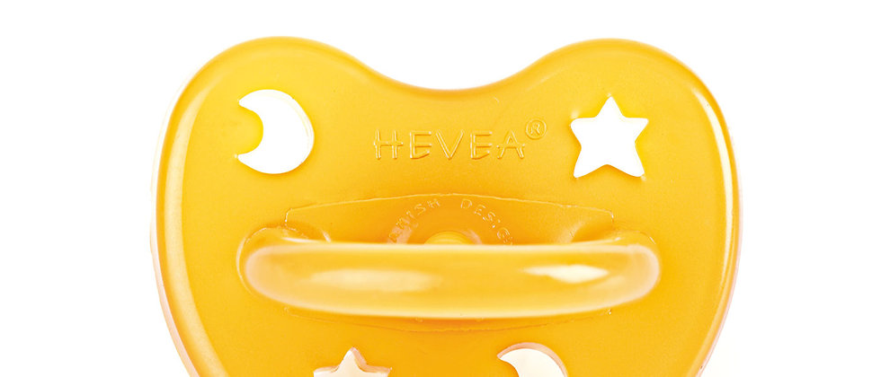 Star And Moon Orthodontic Pacifier