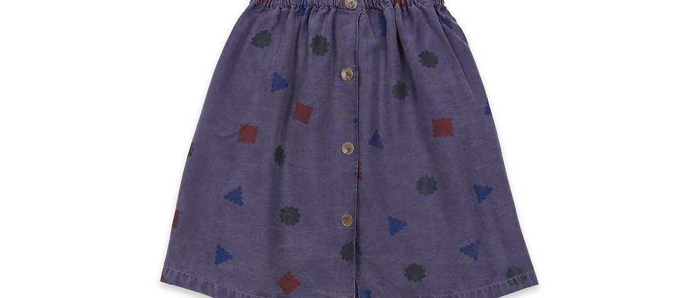 Bobo Choses - Excuses All Over Woven Skirt