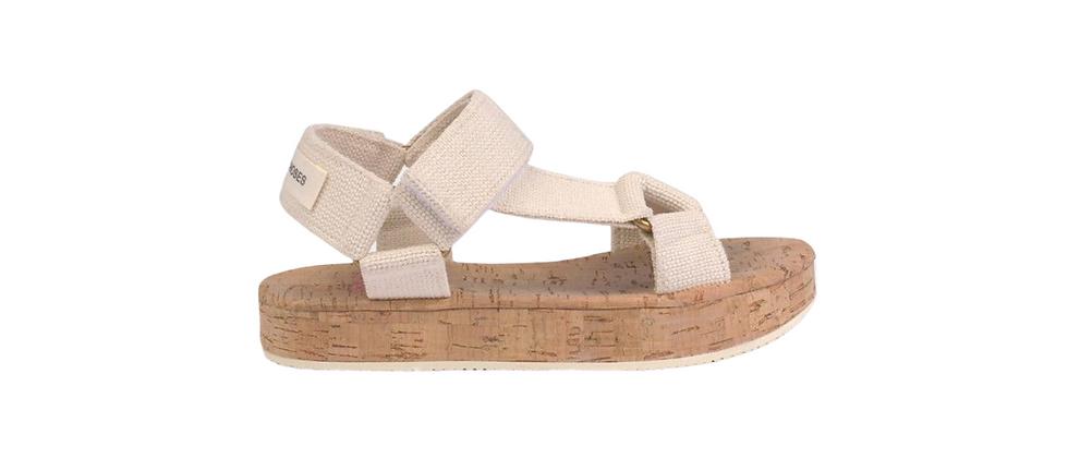 Sandals Raw Velcro Bobo Choses