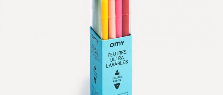 Ultrawashable Felt Pens