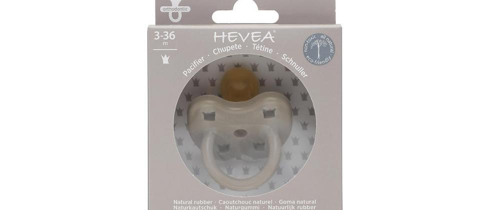 Hevea - Pacifier Reindeer Grey Orthodontic