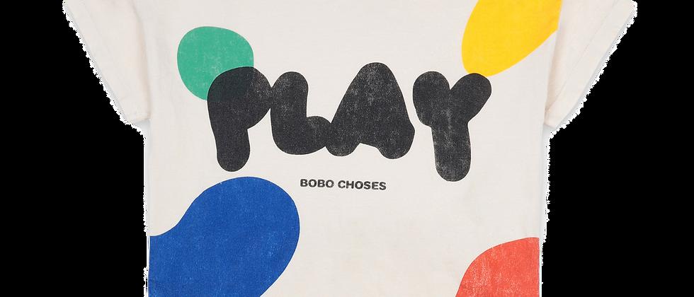 Bobo Choses - Play Landscape Short Sleeve T-Shirt