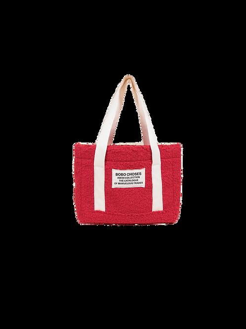 Small Sheepskin Hand Bag