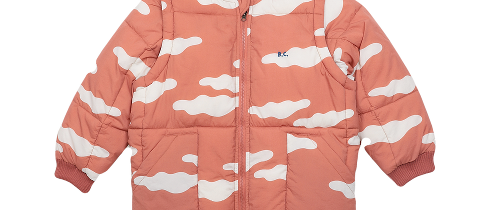 Bobo Choses-Clouds All Over Padded Jacket