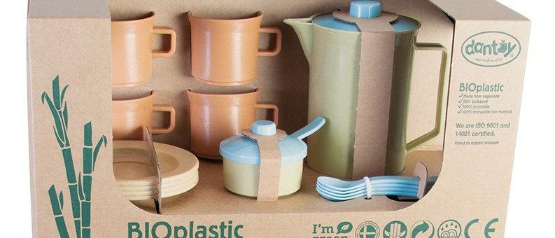 Dantoy Bioplastic Coffee Toy Kit