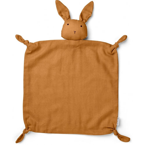 Cuddle Cloth Rabbit Mustard