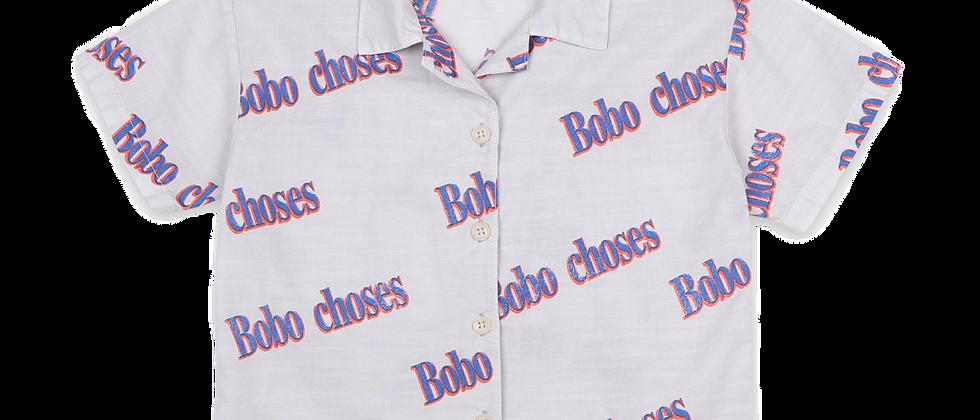 Bobo Choses - Bobo Retro All Over Shirt