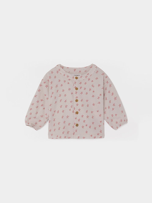 All Over Stars Buttons Blouse Baby
