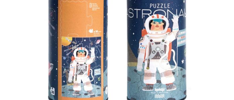 Londji - Astronaut Puzzle