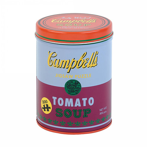 Andy Warhol Soup Can Red Violet 300pcs