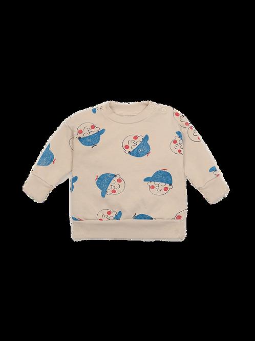Bobo Choses-Boy All Over Sweatshirt