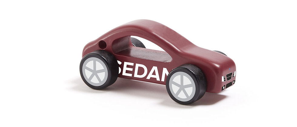 Kid's Concept - Sedan Car Aiden