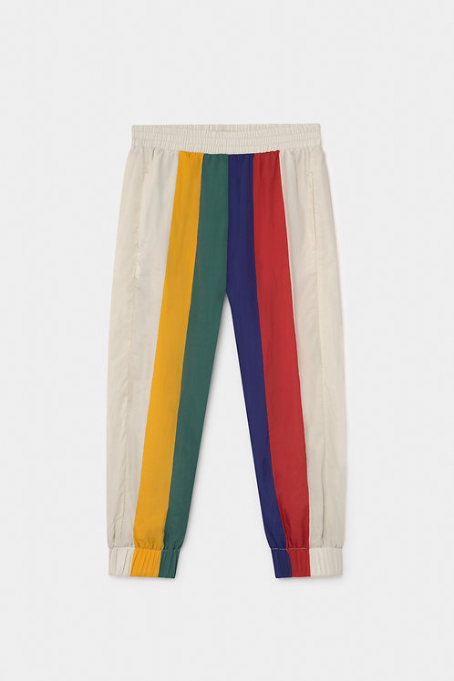 Multicolor Tracksuit Pants