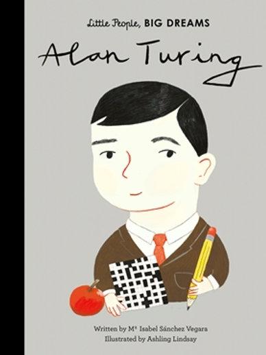 Little People Big Dreams - Alan Turing