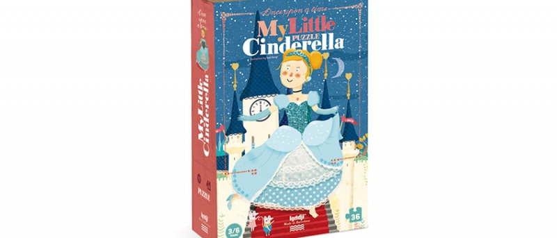 Londji - Cinderella Puzzle