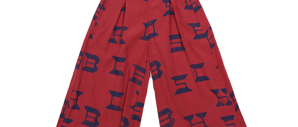 Bobo Choses-Bobo Choses All Over Culotte Pants