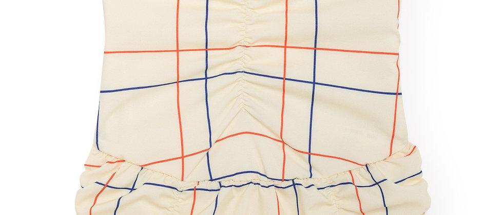 Swimsuit Lines Print