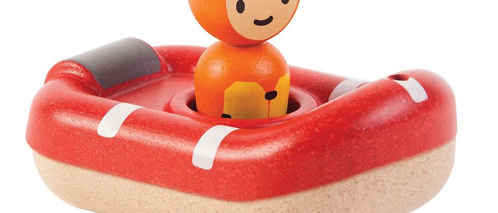 Coastguard Boat Bath Toy