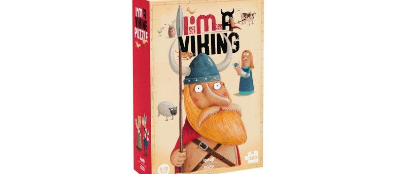 Londji - I 'm A Viking
