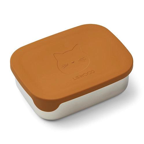 Arthur Lunch Box Cat Mustard