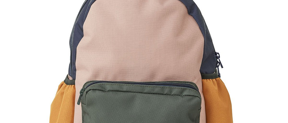 Wally School Back Pack Rose Multi Mix