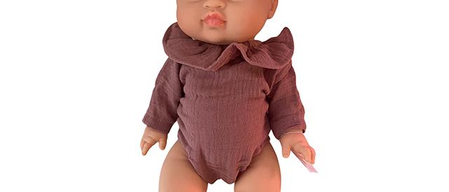 Minikane - Asian Girl With Dark Rose Body