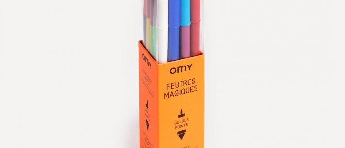 Magical Felt Pens