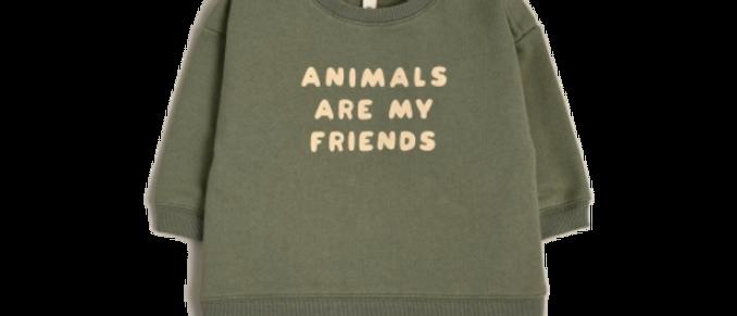 Organic Zoo - Animals Are My Friends