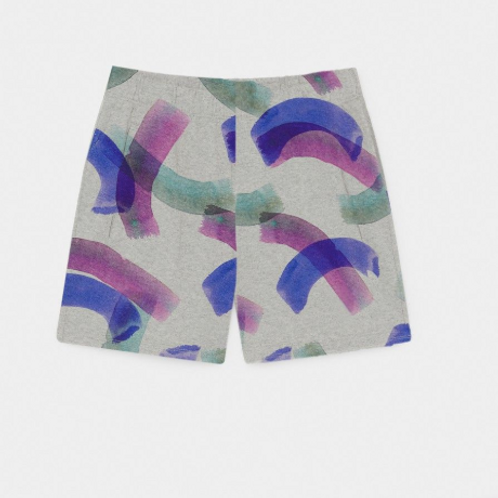All Over Painting Jersey Bermuda €37.00