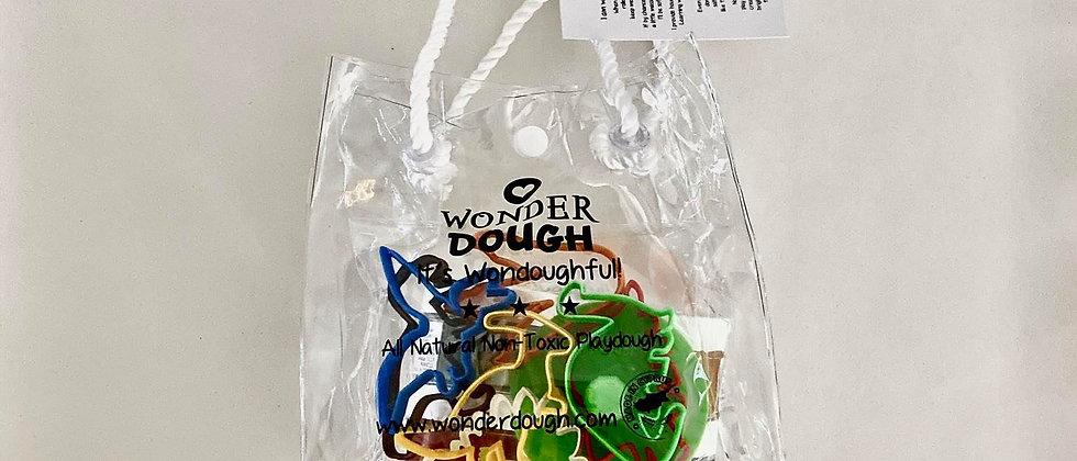 Playdough Dinosaur Mini Kit