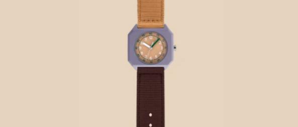 Minikyomo Plum Cake Watch
