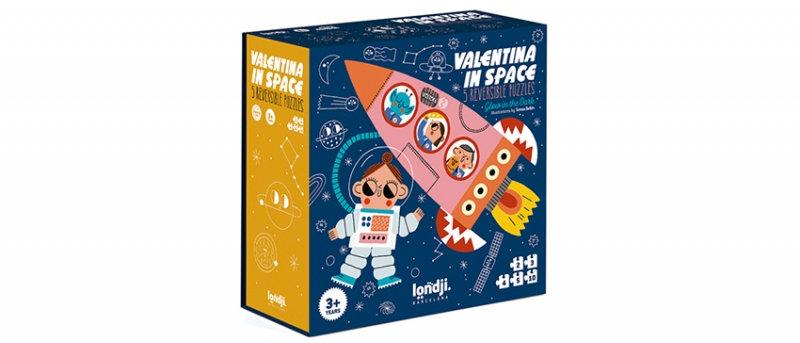 Londji - Valentina In Space